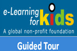 Click here to visit the e-Learning for Kids web site