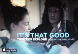 Thirteen PBS iPad App Ad
