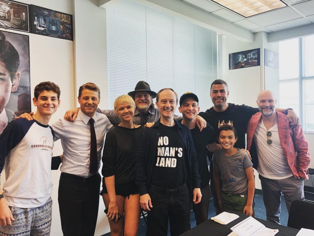 Gotham Episode 503 Table Read